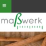 Profilbild von Maßwerk Holzbau GmbH