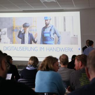 Digitalisierung im Handwerk Hannover