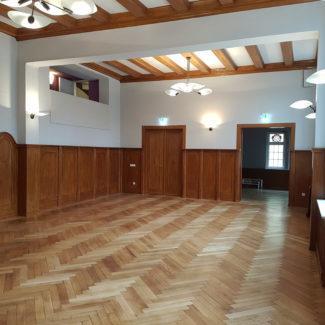 HEINEMANN GmbH – Fachbetrieb der Malerinnung Erfurt_Ricarda-Huch-Haus (2)
