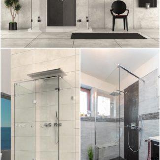 Duschenübersicht