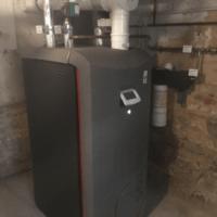 Gas-Brennwertkessel Solvis BEN