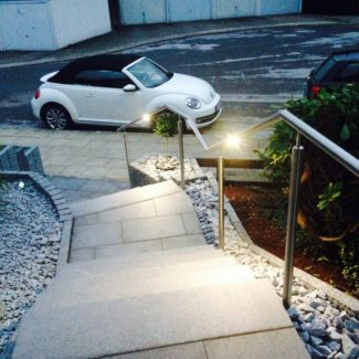 Geländer LED