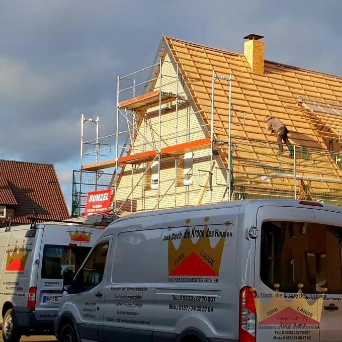 Logo Public Quadrat Dachsanierung in 49324 Melle 01 – Dachdeckermeisterbetrieb Dirk Lange