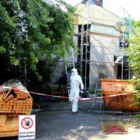 Asbestsanierung in Bielefeld Senne