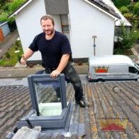 Dachfenster Einbau Herford 03