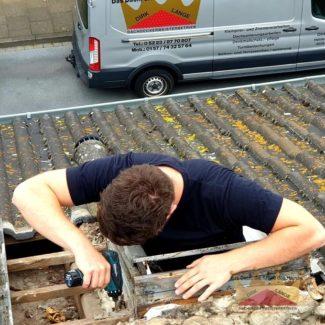 Dachfenster Einbau Herford 01