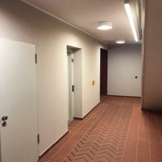 2.4 Baufeld I EG Treppenhaus